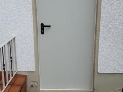 Tür nachher 2