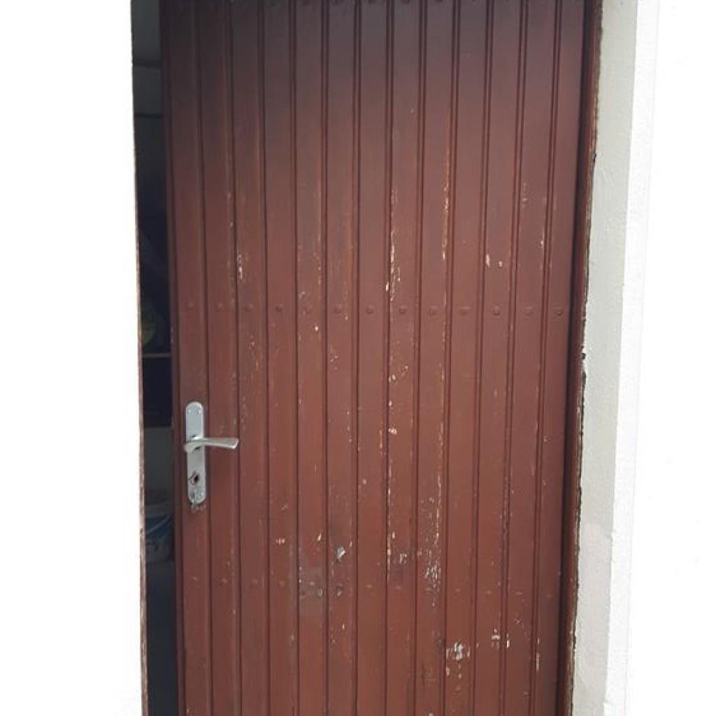 Tür vorher 1