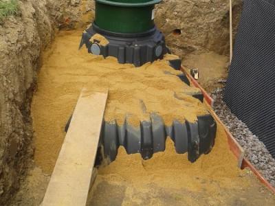 Wassertank für Gartennutzung